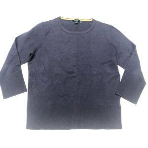 🧶 Boden blue 3/4 Steve sweater 16